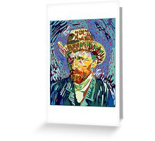 VincENt Greeting Card