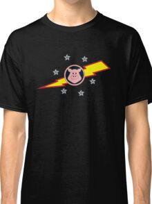 Pigs in Space Classic T-Shirt