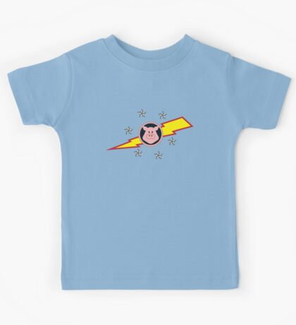 Pigs in Space Kids Tee