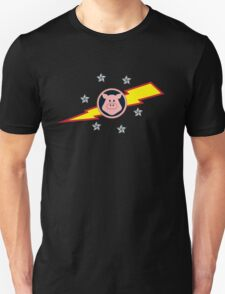 Pigs in Space Unisex T-Shirt