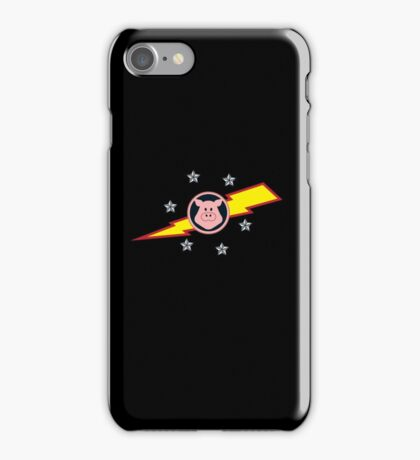 Pigs in Space iPhone Case/Skin