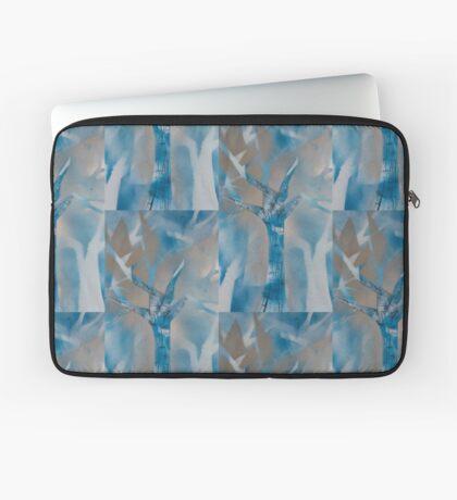 Blue tree Laptop Sleeve