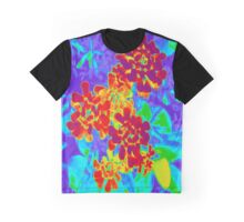 Floral Fantasia Graphic T-Shirt
