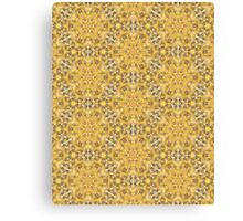 Golfe Lace Pattern Canvas Print