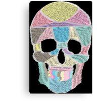 Crystal Skull Canvas Print