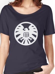 Shield Women's Relaxed Fit T-Shirt