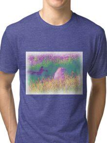 PA. GROUND HOG Tri-blend T-Shirt