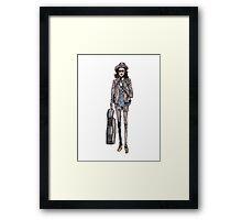 James Bay Framed Print