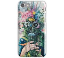 The Last Flowers iPhone Case/Skin
