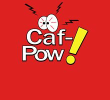 Caf-Pow - Logo Only No Text Womens Fitted T-Shirt