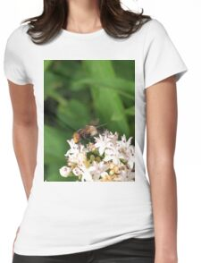 Macro Photography Womens Fitted T-Shirt