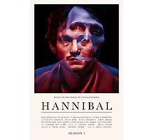 Hannibal - Season 1 Photographic Print