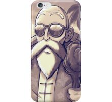 Roshi iPhone Case/Skin