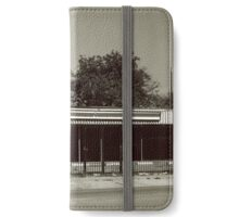 Monochrome Vacant Building iPhone Wallet/Case/Skin
