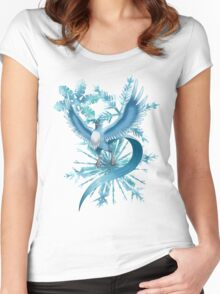 Articuno Women's Fitted Scoop T-Shirt