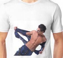 Muscular Man Unisex T-Shirt
