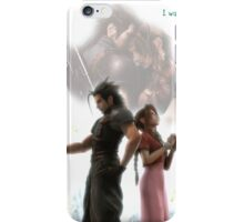 More time with you iPhone Case/Skin