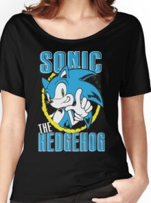 Sonic The Hedgehog Women's Relaxed Fit T-Shirt