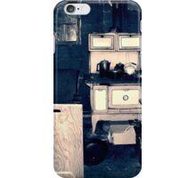 Vintage Cabin Interior iPhone Case/Skin