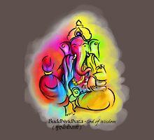 Ganesh / Buddhividhata - God of Wisdom Unisex T-Shirt