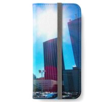 Downtown Dallas Skyline iPhone Wallet/Case/Skin