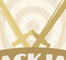 Four Winds Trade Co. Emblem - Blackjack Sticker