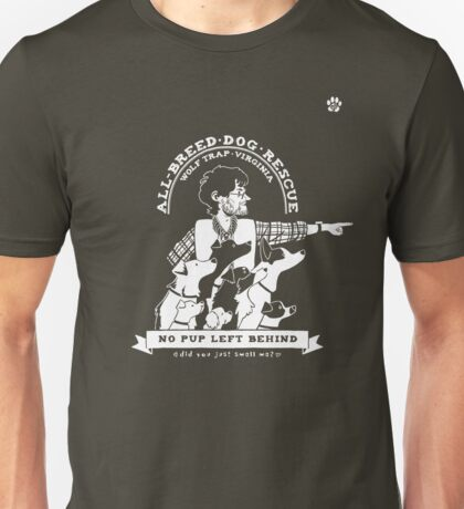 Will Graham's All-Breed Dog Rescue  Unisex T-Shirt