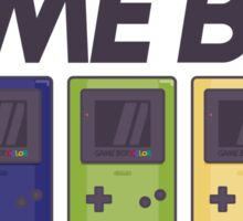 GAMEBOY COLOR Sticker