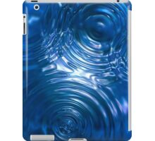Blue Water iPad Case/Skin