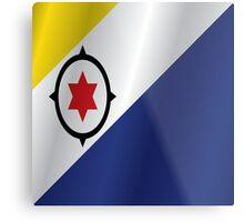 Bonaire flag Metal Print