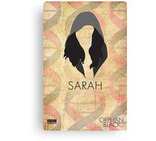 Sarah Manning Canvas Print