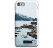 Stanley jetty in Hong Kong iPhone Case/Skin