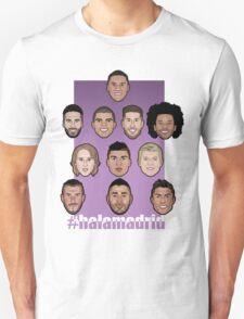 real madrid 2016 Unisex T-Shirt