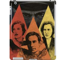 Beware the Triangle iPad Case/Skin