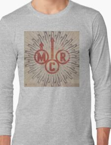McR number 5 vinyl Long Sleeve T-Shirt