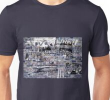 WBA BAGGIES WALL Unisex T-Shirt