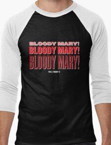 Bloody Bloody Mary Men's Baseball ¾ T-Shirt