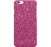 Chic Pink Sparkles iPhone Case/Skin