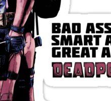 deadpool Sticker