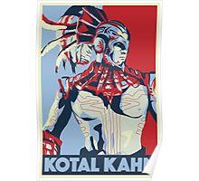 Kotal Kahn Hope tee  Poster