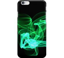 Environmentally Friendly Flames iPhone Case/Skin