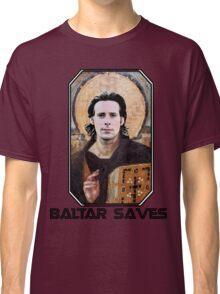 baltar saves Classic T-Shirt