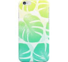 TROPICAL RESORT iPhone Case/Skin