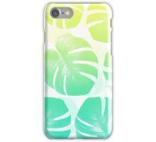 TROPICAL RESORT iPhone Case/Skin