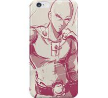 Saitama super iPhone Case/Skin