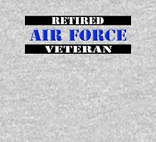 Retired Air Force Veteran Hoodie
