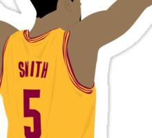 JR Smith Sticker