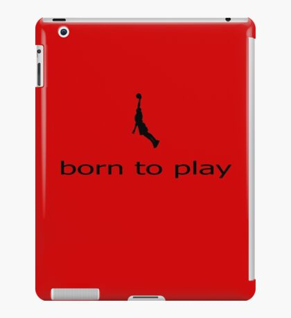 Basket Ball - Slam Dunk T-Shirt iPad Case/Skin