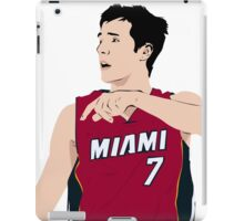 Goran Dragić iPad Case/Skin