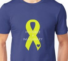 Invisible Not Imaginary Unisex T-Shirt